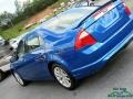 2012 Blue Flame Metallic Ford Fusion SEL  photo #37