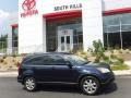 2008 Royal Blue Pearl Honda CR-V EX  photo #2