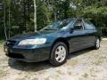 Dark Emerald Pearl 2000 Honda Accord SE Sedan
