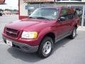 2003 Redfire Metallic Ford Explorer Sport XLS 4x4  photo #1