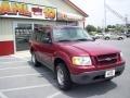 2003 Redfire Metallic Ford Explorer Sport XLS 4x4  photo #9