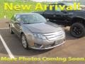 Sterling Grey Metallic 2011 Ford Fusion SE