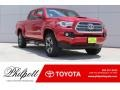 Barcelona Red Metallic 2017 Toyota Tacoma Gallery