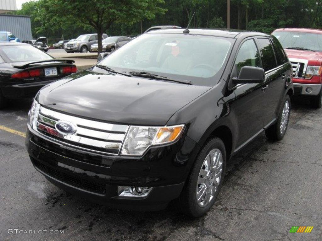 2009 black ford edge limited 12136199 photo 2 gtcarlot. Black Bedroom Furniture Sets. Home Design Ideas