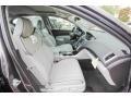 2018 Acura TLX Graystone Interior Front Seat Photo