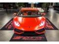 Rosso Matte 2015 Lamborghini Huracan LP 610-4