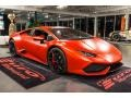 Rosso Matte - Huracan LP 610-4 Photo No. 11