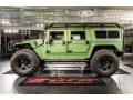 Matte Metalic Green - H1 Wagon Photo No. 5