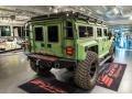 Matte Metalic Green - H1 Wagon Photo No. 6