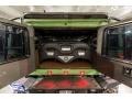 Matte Metalic Green - H1 Wagon Photo No. 7