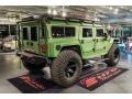 Matte Metalic Green - H1 Wagon Photo No. 9