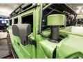 Matte Metalic Green - H1 Wagon Photo No. 26