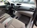 2014 Polished Metal Metallic Honda CR-V EX AWD  photo #12