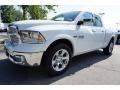 Bright White 2017 Ram 1500 Laramie Quad Cab