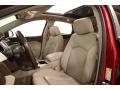 Crystal Red Tintcoat - SRX Luxury AWD Photo No. 5