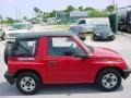 Wildfire Red - Tracker Soft Top Photo No. 6