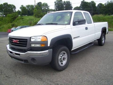 2006 gmc sierra 2500hd work truck extended cab data info. Black Bedroom Furniture Sets. Home Design Ideas