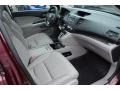 2014 Basque Red Pearl II Honda CR-V EX-L AWD  photo #28