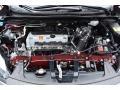 2014 Basque Red Pearl II Honda CR-V EX-L AWD  photo #31