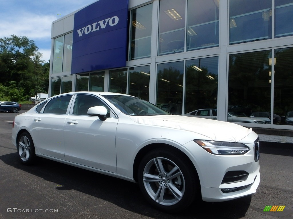 2018 crystal white pearl metallic volvo s90 t5 awd 121846928 photo 10 car. Black Bedroom Furniture Sets. Home Design Ideas