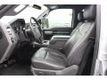 2012 Ingot Silver Metallic Ford F250 Super Duty Lariat Crew Cab 4x4  photo #17