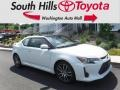 Blizzard White Pearl 2015 Scion tC