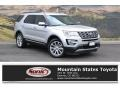 2016 Ingot Silver Metallic Ford Explorer Limited 4WD #121867710