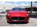 Rosso Trionfale (Red Metallic) - GranTurismo Sport Coupe Photo No. 2