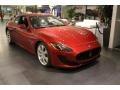 Rosso Trionfale (Red Metallic) - GranTurismo Sport Coupe Photo No. 15