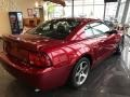 2003 Redfire Metallic Ford Mustang Cobra Coupe  photo #4