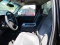 2002 Onyx Black Chevrolet Silverado 1500 LS Regular Cab 4x4  photo #8