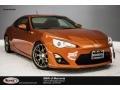 Hot Lava Orange 2013 Scion FR-S Sport Coupe