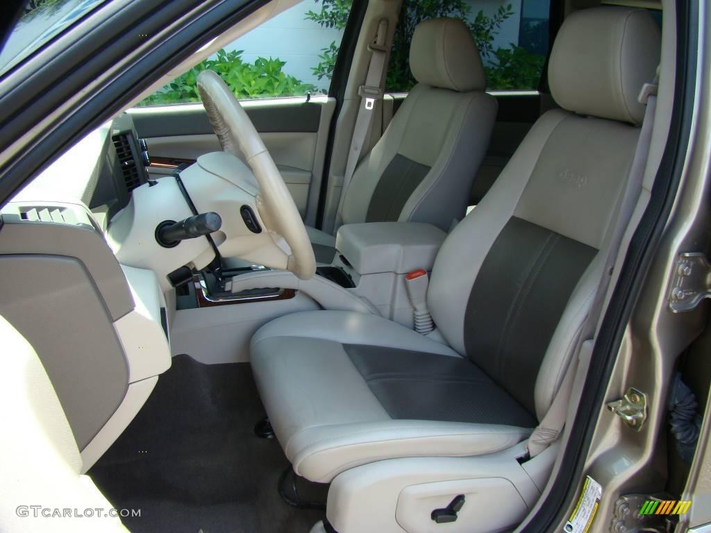 2005 Light Khaki Metallic Jeep Grand Cherokee Limited 4x4 12120430 Photo 8