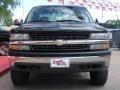 2000 Onyx Black Chevrolet Silverado 1500 LS Extended Cab 4x4  photo #6