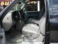 2000 Onyx Black Chevrolet Silverado 1500 LS Extended Cab 4x4  photo #9