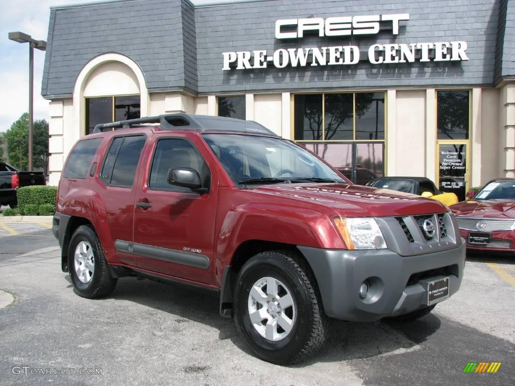 2005 red brawn pearl nissan xterra off road 12136874 gtcarlot red brawn pearl nissan xterra vanachro Images