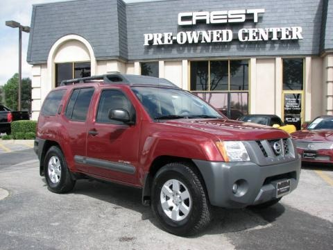 2005 nissan xterra off road data info and specs. Black Bedroom Furniture Sets. Home Design Ideas