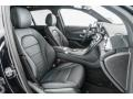 Front Seat of 2018 GLC 300