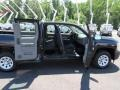 2013 Black Chevrolet Silverado 1500 Work Truck Extended Cab  photo #23