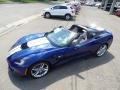 Admiral Blue Metallic 2018 Chevrolet Corvette Stingray Convertible