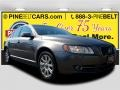 Oyster Grey Metallic 2010 Volvo S80 3.2