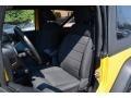 2011 Detonator Yellow Jeep Wrangler Sport 4x4  photo #12