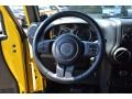 2011 Detonator Yellow Jeep Wrangler Sport 4x4  photo #16