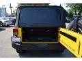 2011 Detonator Yellow Jeep Wrangler Sport 4x4  photo #20