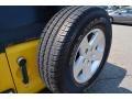 2011 Detonator Yellow Jeep Wrangler Sport 4x4  photo #21