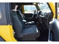 2011 Detonator Yellow Jeep Wrangler Sport 4x4  photo #26