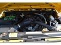 2011 Detonator Yellow Jeep Wrangler Sport 4x4  photo #28