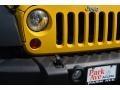2011 Detonator Yellow Jeep Wrangler Sport 4x4  photo #29