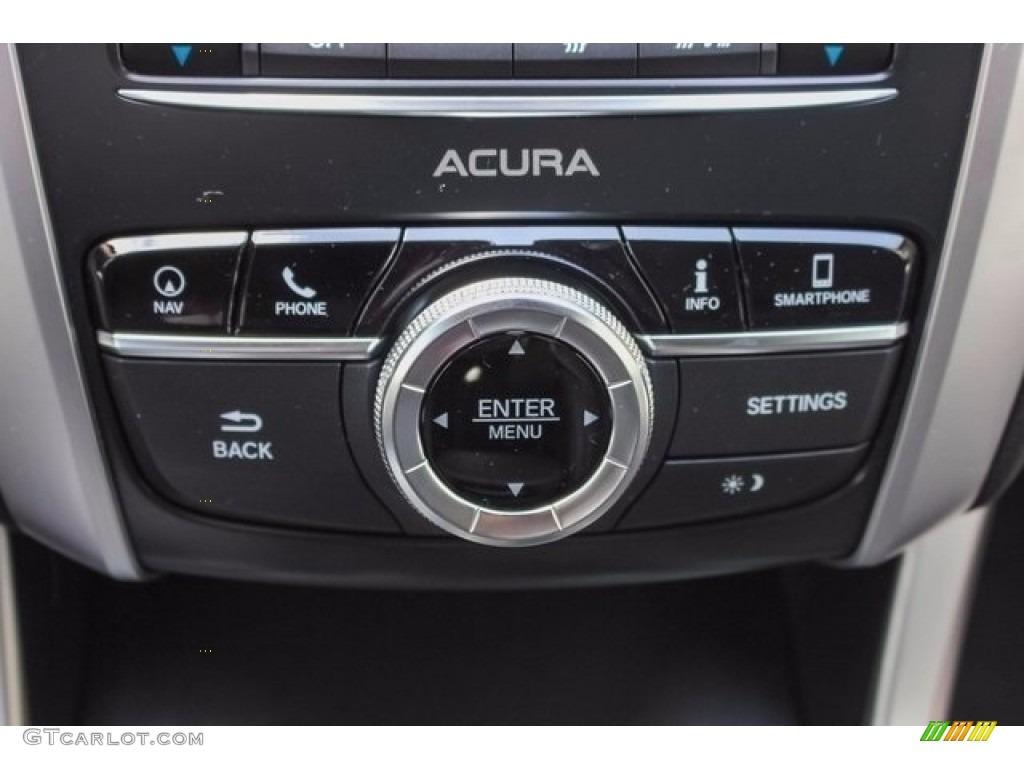 2018 Acura TLX V6 A-Spec Sedan Controls Photo #122043395