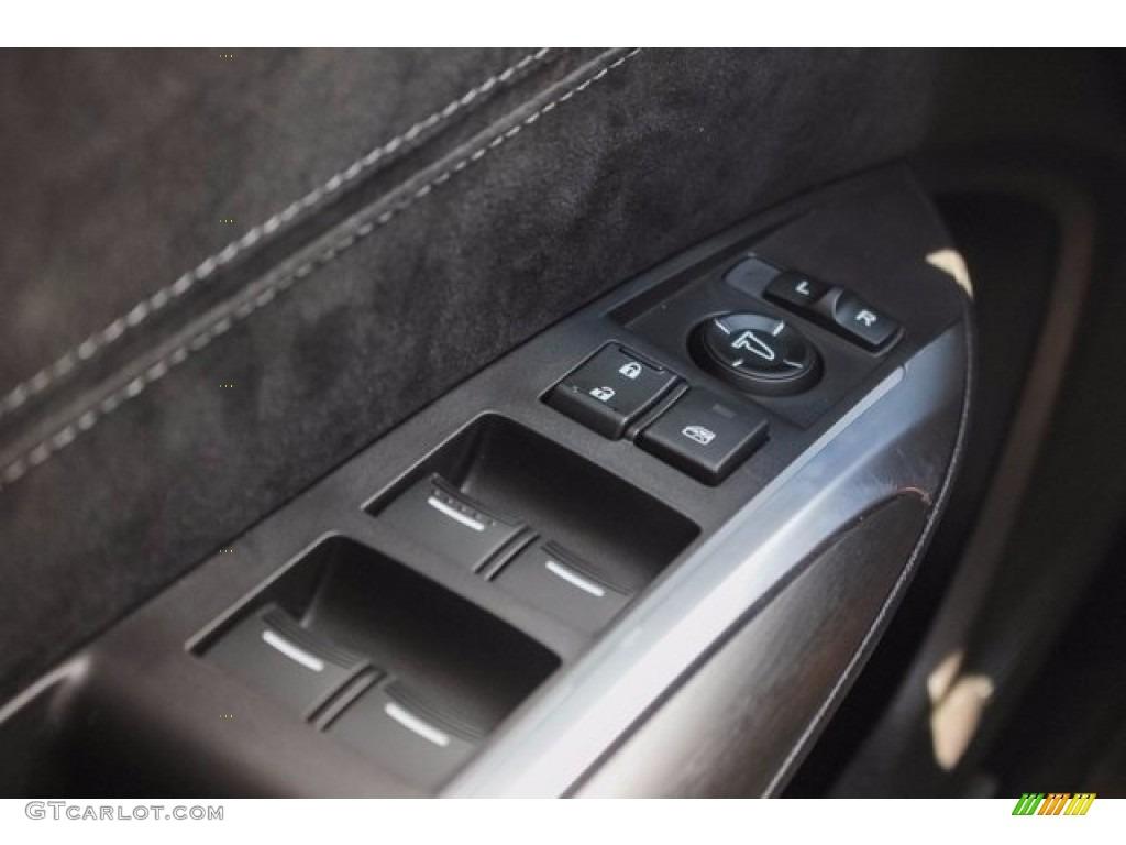 2018 Acura TLX V6 A-Spec Sedan Controls Photo #122043623